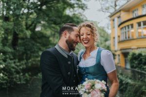 Hochzeitsfotograf Mandlstrasse Standesamt München