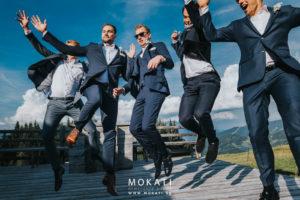 Heiraten auf der Lisa Alm in der Flachau mit Hochzeitsfotografen aus München