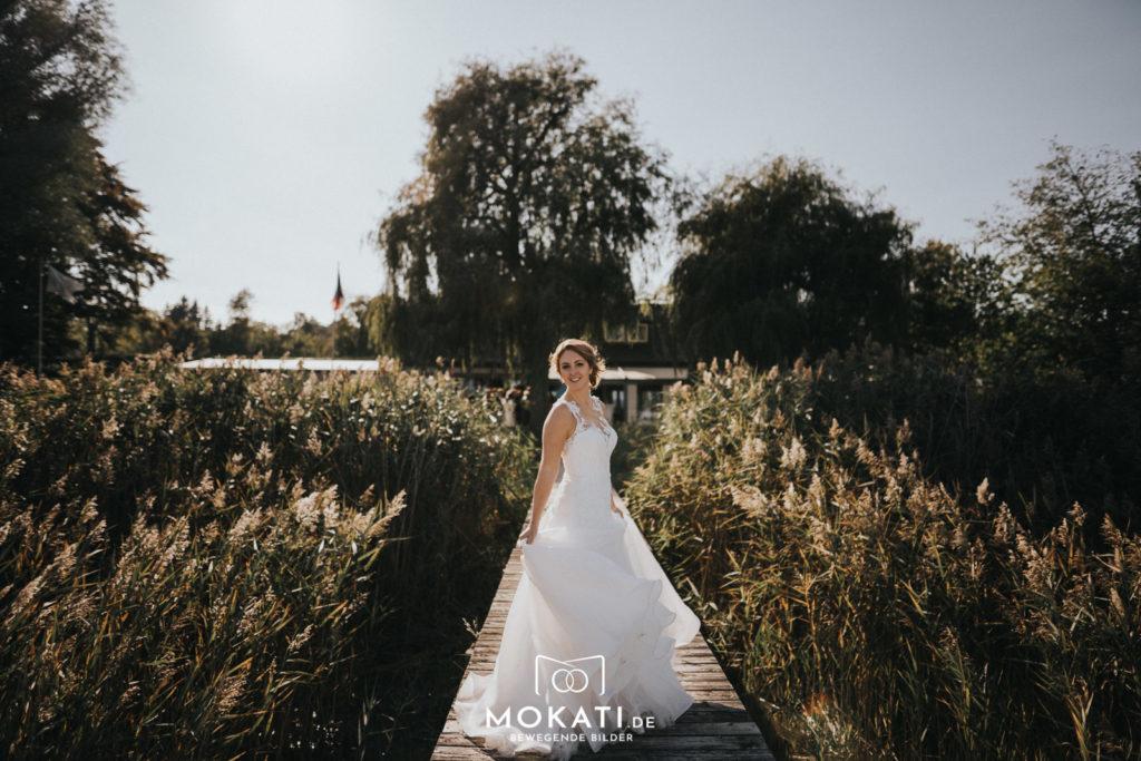 Heiraten im Seehaus am Ammersee mit Hochzeitsfotograf und Hochzeitsfilmer aus München