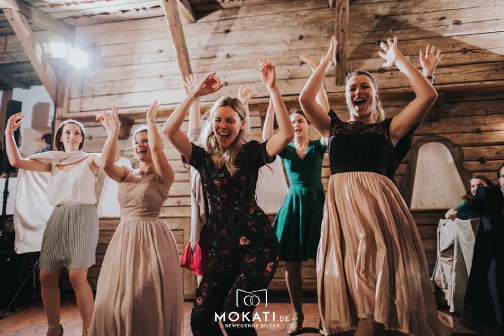 Party im Seehaus am Ammersee vom Fotografen fotografiert
