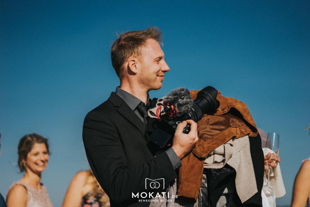 Hochzeitsfilmer Andy im Seehaus Riederau