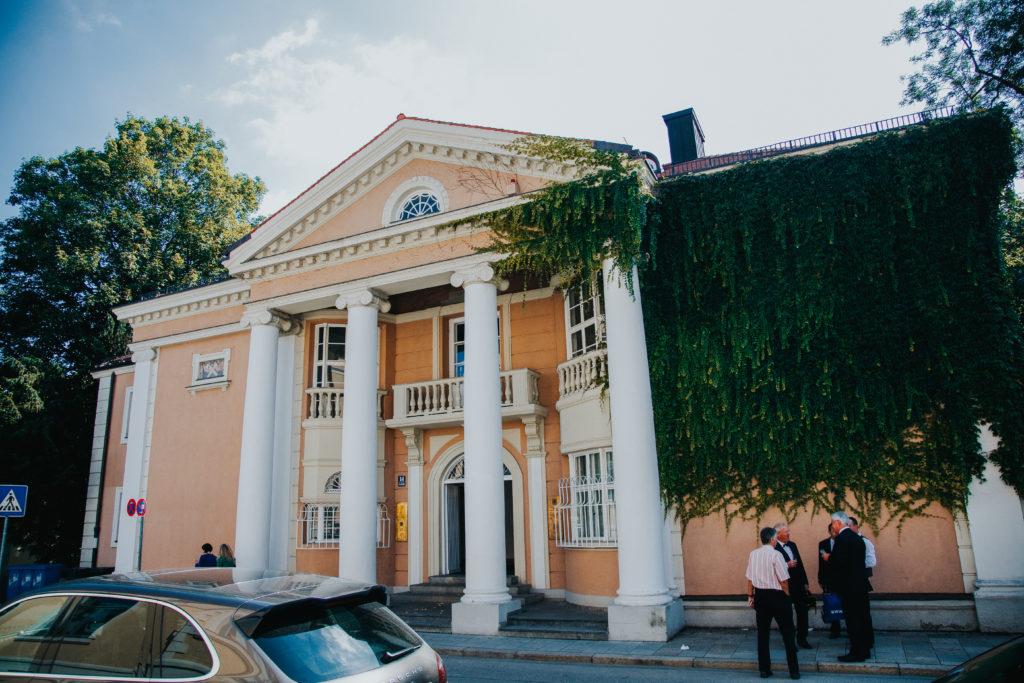 Hochzeitsfotograf Standesamt Mandlstrasse München
