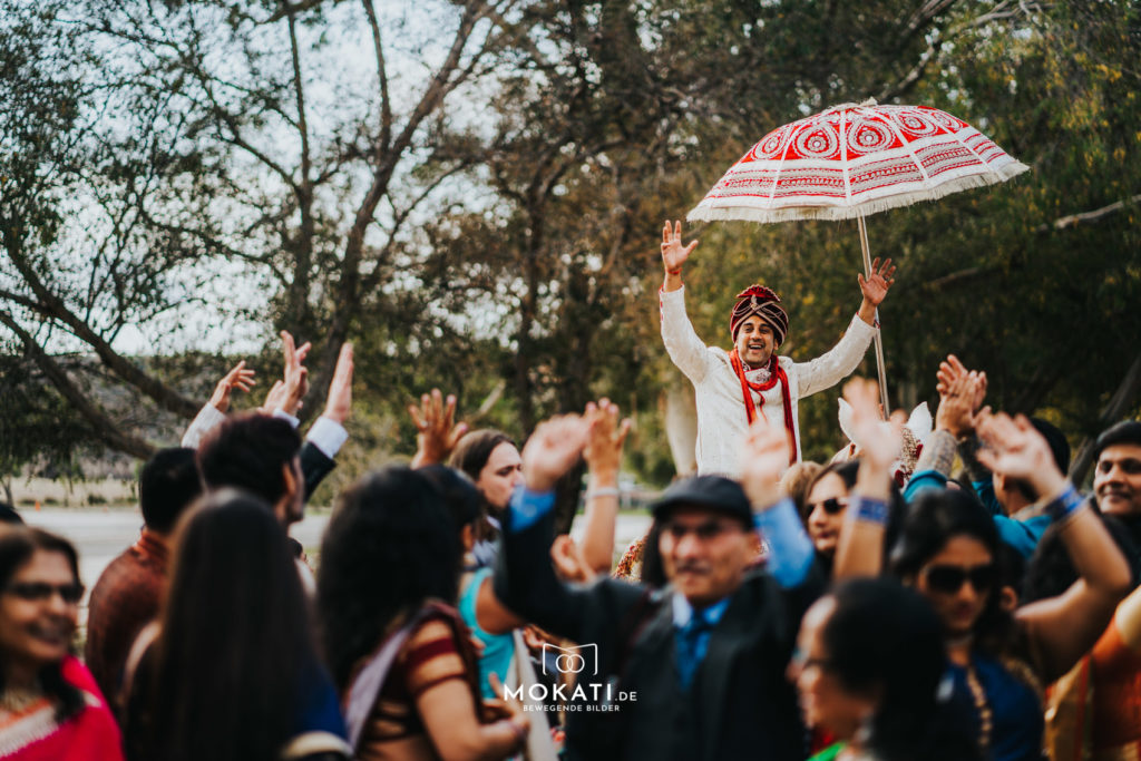 Indianwedding in Los Angeles with Destinations Wedding Photographers