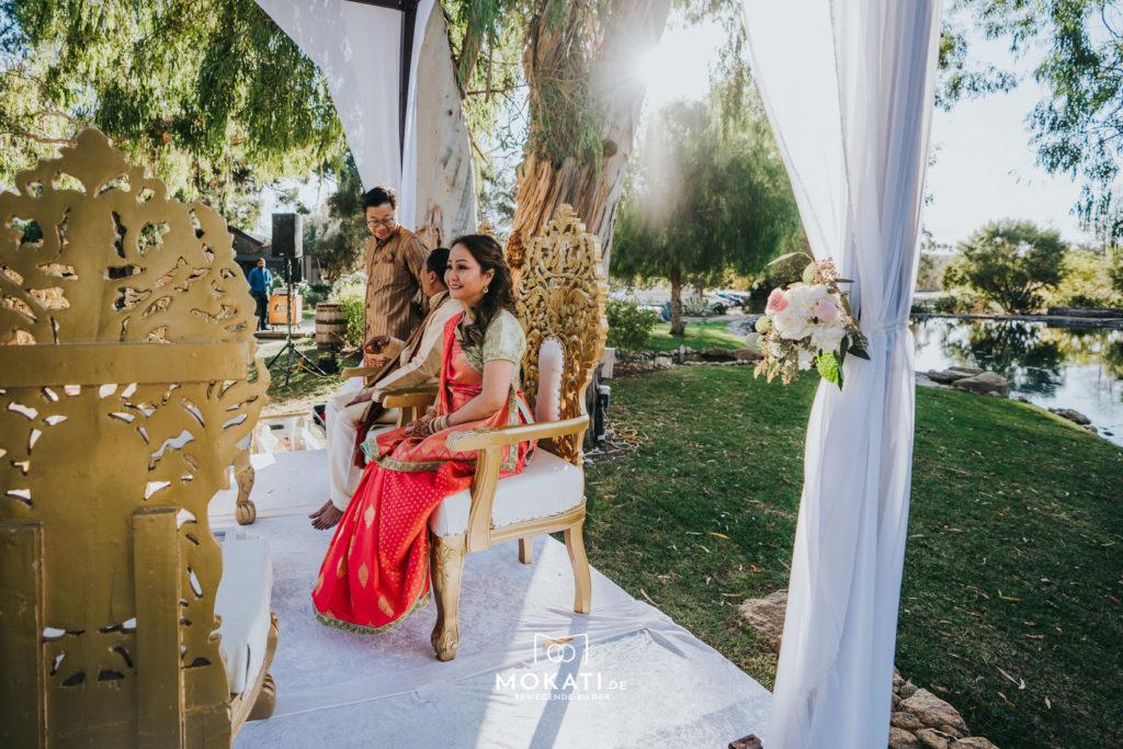 Indische Hochzeit in Kalifornien mit Hochzeitsfotograf aus Deutschland