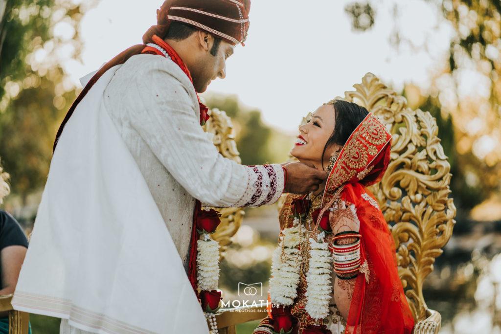 Hochzeitsfotograf in Los Angeles Kalifornien im Galways Downs