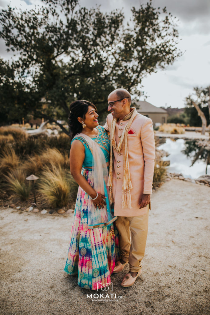 Destination Wedding Photographers Coupleshooting im Galway Downs in Temecula on a Indianwedding