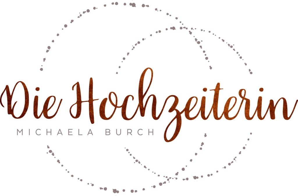 Logo Michaela Burch - Die Hochzeiterin