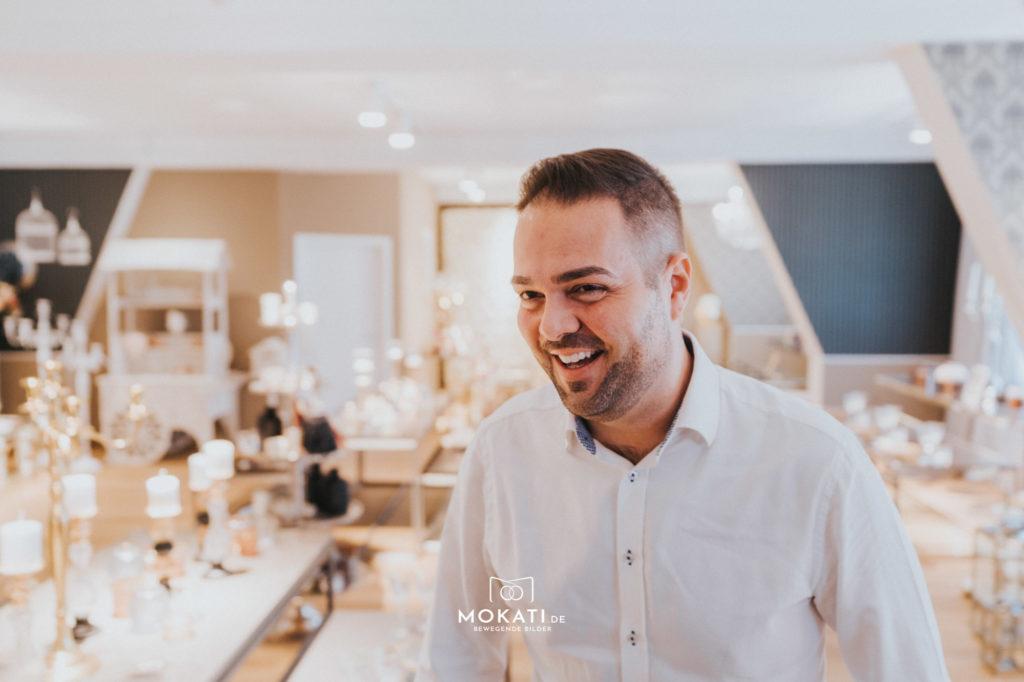 MOKATI Hochzeits-Podcast - Interview mit Sebastian Wiesent Eventdekoration