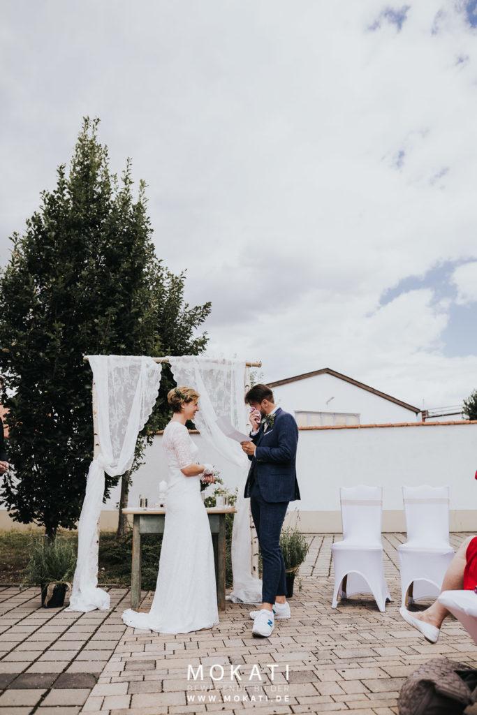 Freie Trauung in Ingolstadt mit Hochzeitsfotograf München
