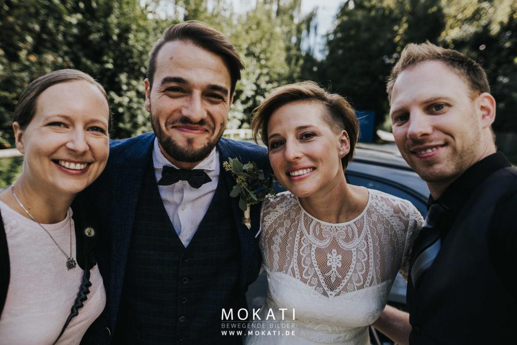 Hochzeitsfotografen Andy und Claudia in Ingolstadt
