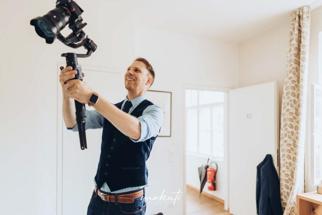 Hochzeitsvideograf München in Gut Sonnenhausen Glonn
