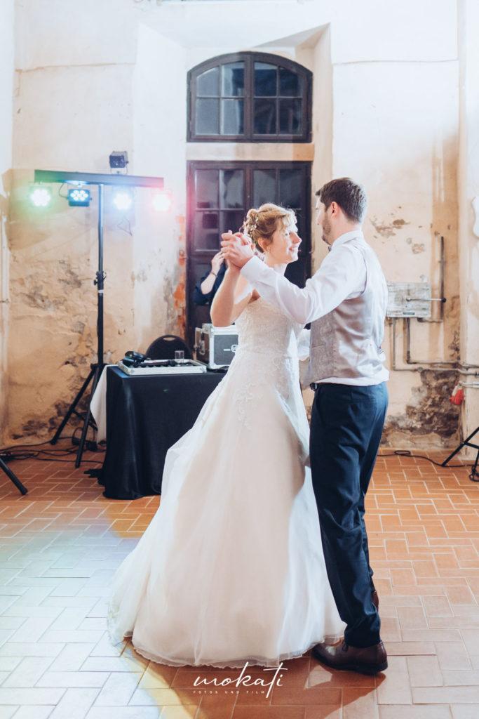 Hochzeitsvideograf München in Hessen auf Schloss Büdingen
