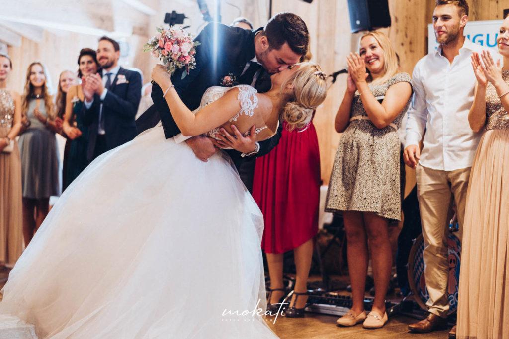 Hochzeitsfotos München im Gasthof Schmuck in Sauerlach