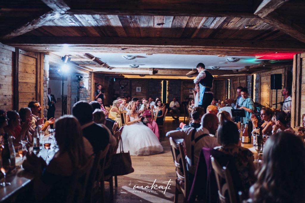Hochzeitsfotograf im Gasthof Schmuck in Sauerlach