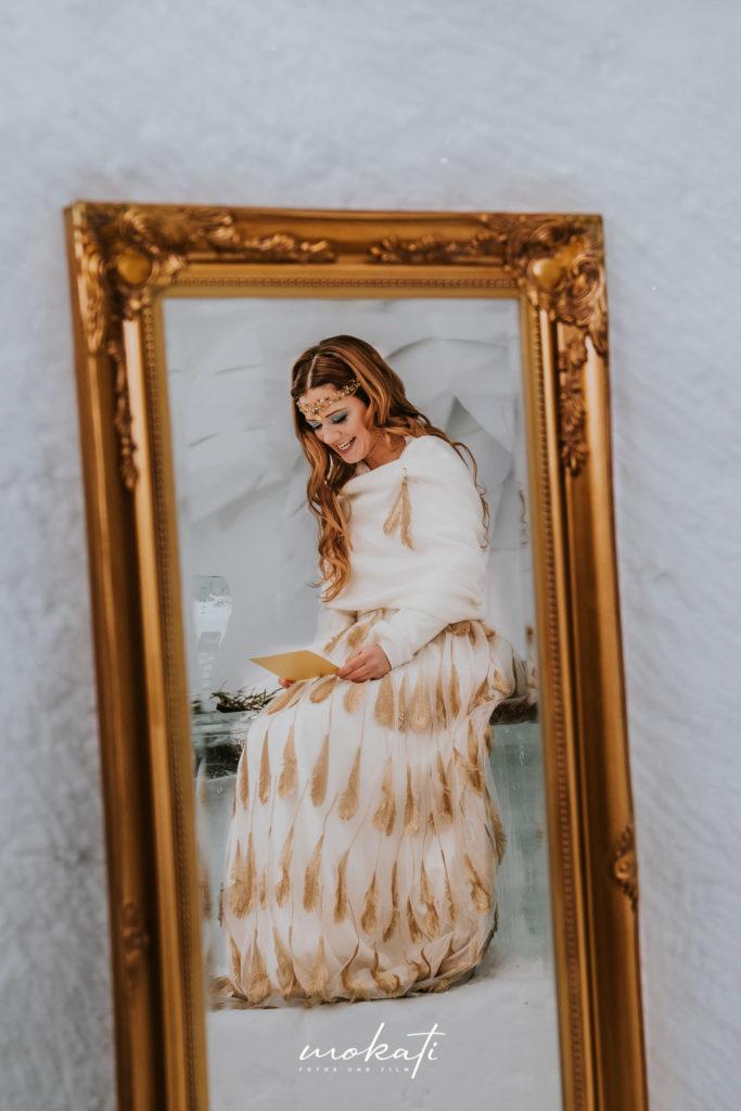 Hochzeit im Eishotel