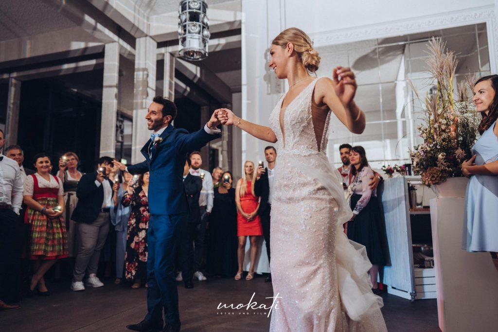 Hochzeit im Festspielhaus Füssen mit Hochzeitsfotograf München