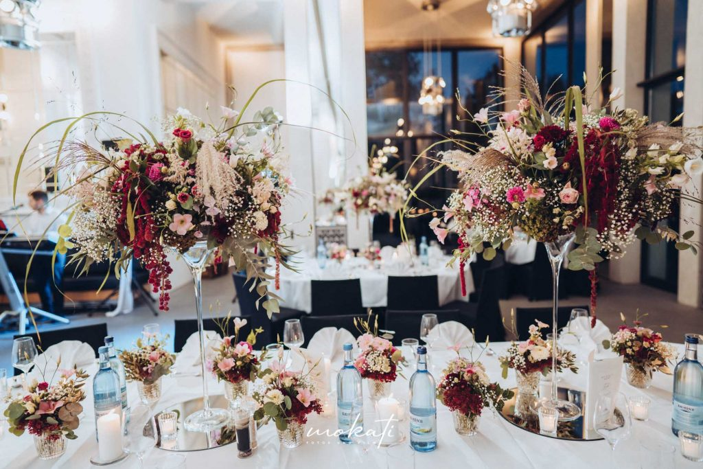 Heiraten im Festspielhaus Füssen mit Hochzeitsfotos und Hochzeitsvideo München