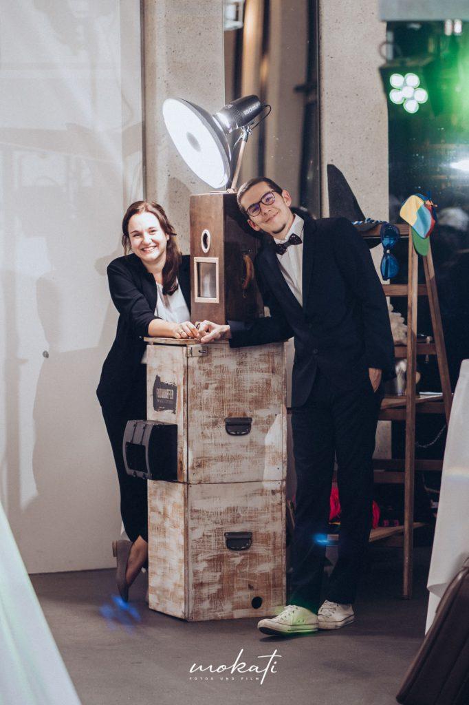 Heiraten im Festspielhaus Füssen mit Hochzeitsfotograf München und Mister Fotokoffer