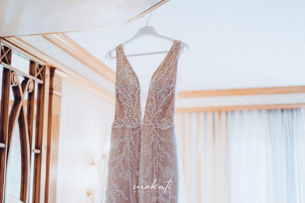 Brautkleid von Munich White vom Hochzeitsfotograf München fotografiert