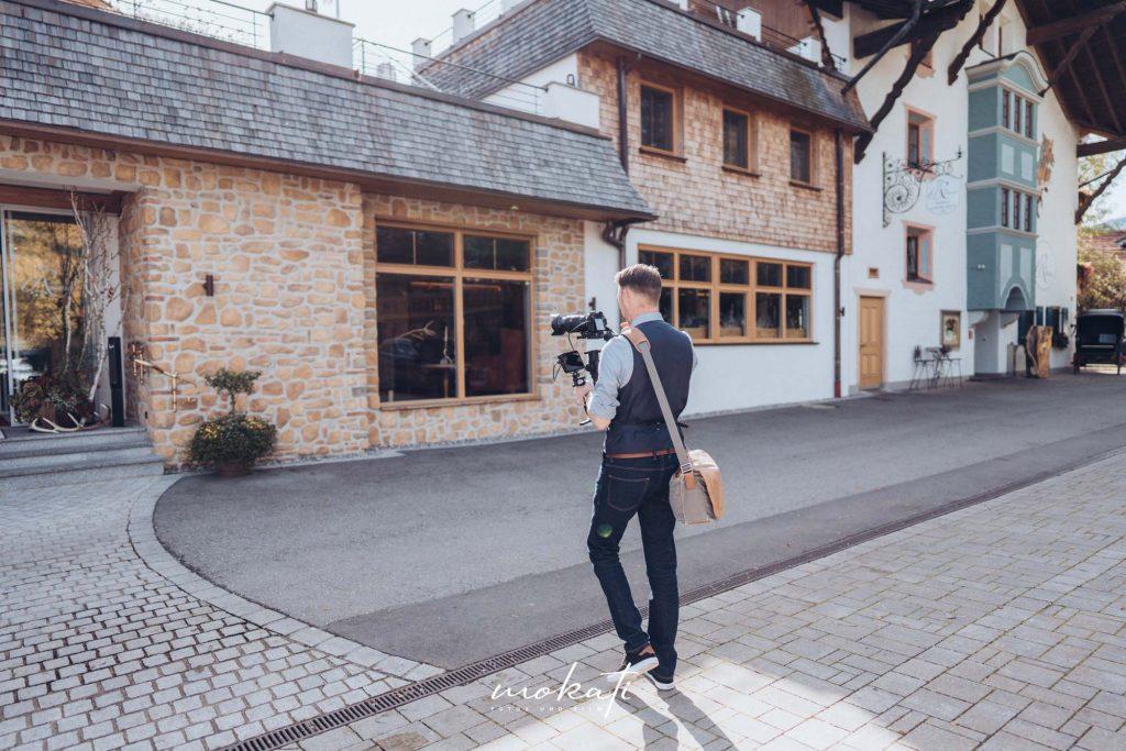 Hochzeitsvideograf München am Schloss Neuschwanstein