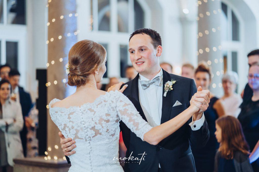 Hochzeitsfeier im Kloster Holzen mit Hochzeitsfotograf München