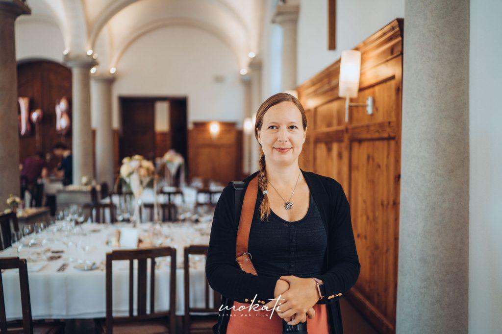 Hochzeit auf Kloster Holzen mit Hochzeitsvideo München