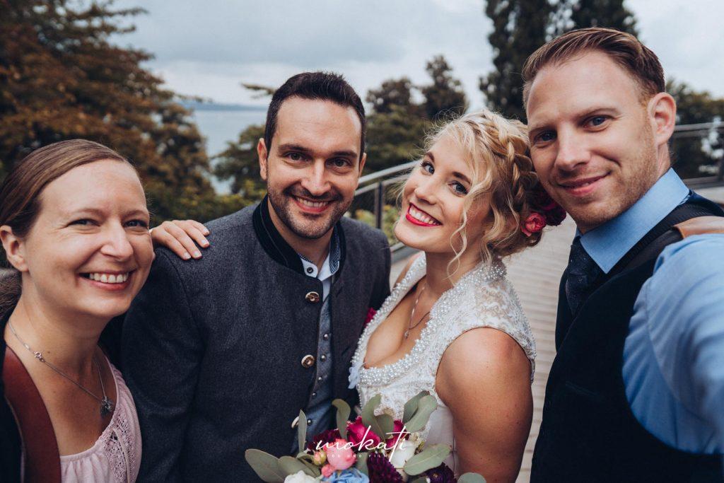 Hochzeitsfotos und Hochzeitsfilm München