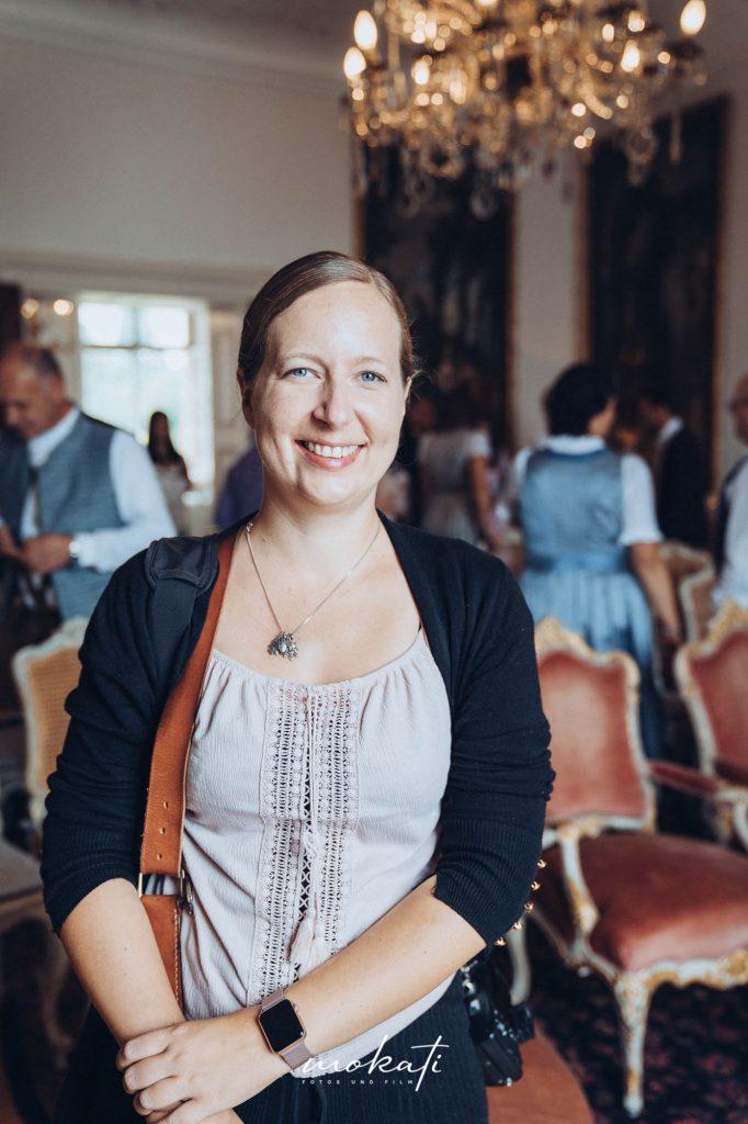 Hochzeitsfotografin München auf der Insel Mainau