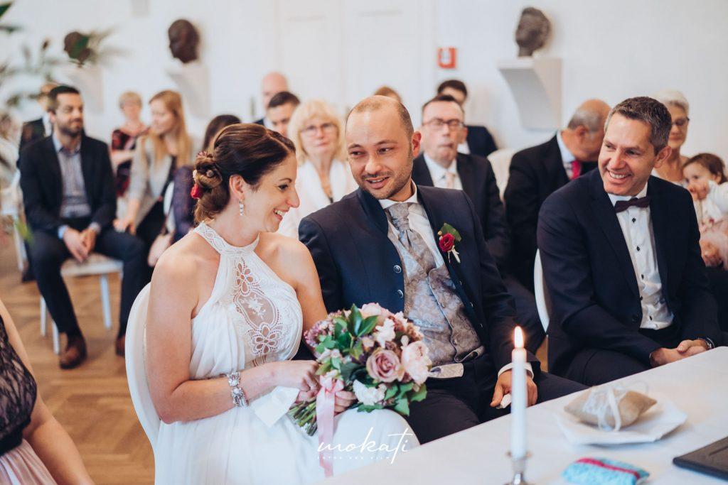 Standesamt im Kurhaus Bad Tölz mit Hochzeitsfotograf München