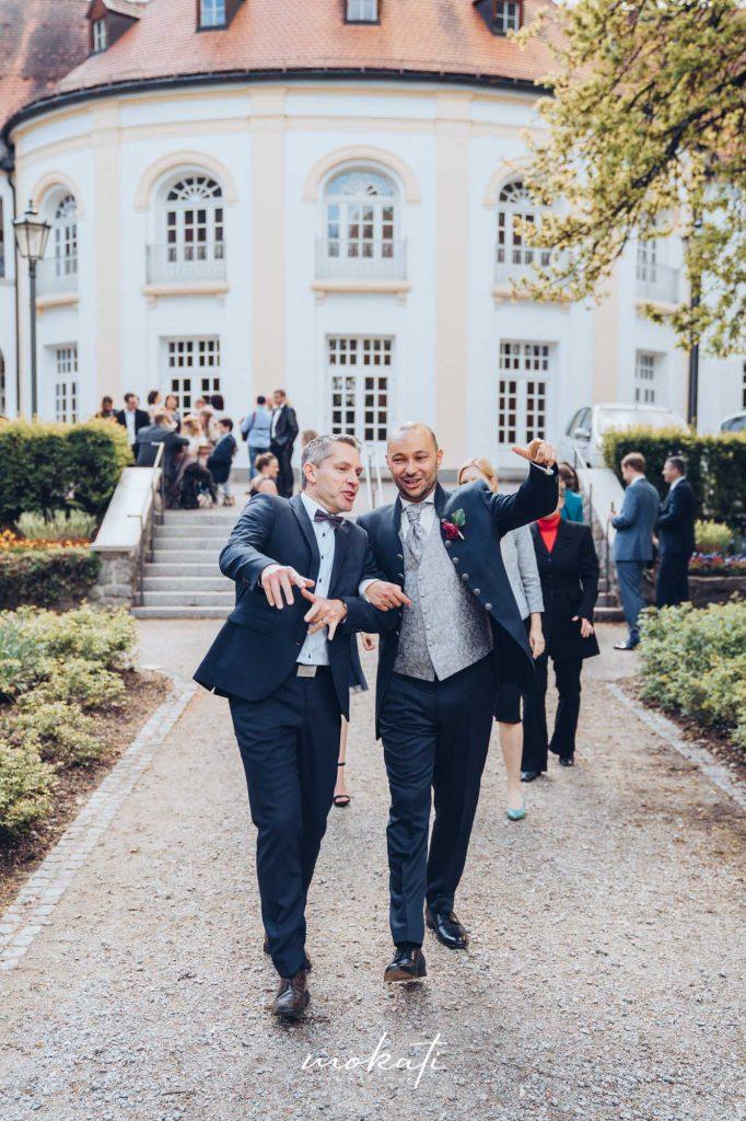 Hochzeitsfotograf im Kurhaus Bad Tölz