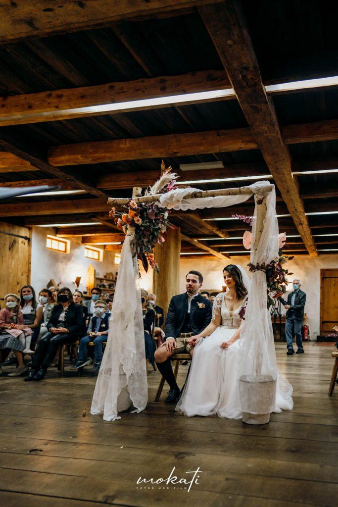 Hochzeitsfotograf Hasenöhrlhof Bayrischzell