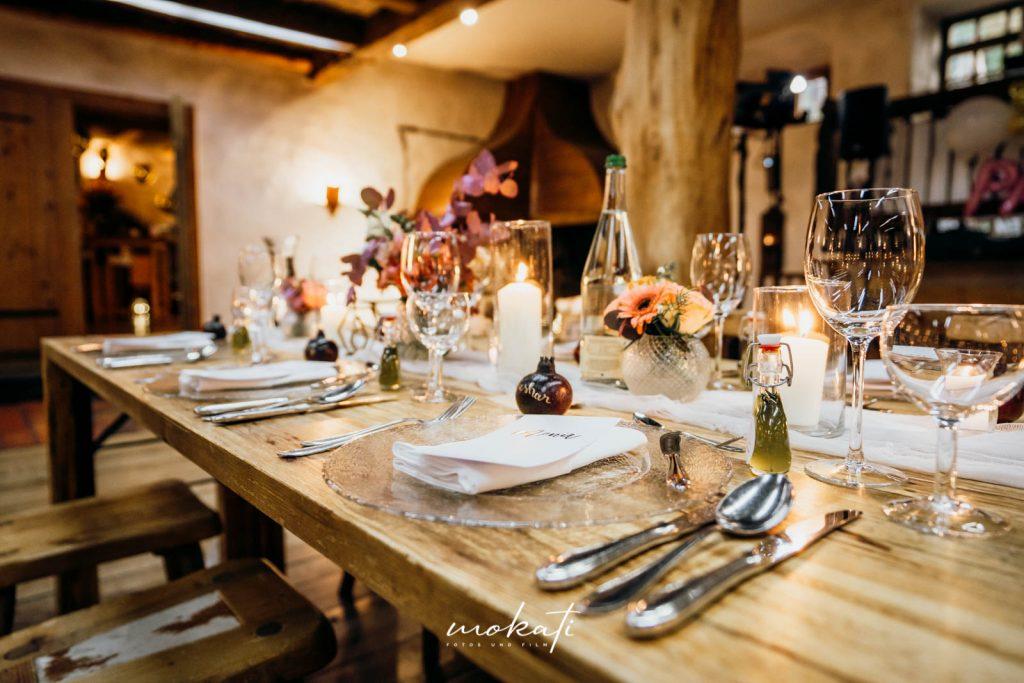 Hochzeitsfotos im Hasenöhrlhof Bayrischzell