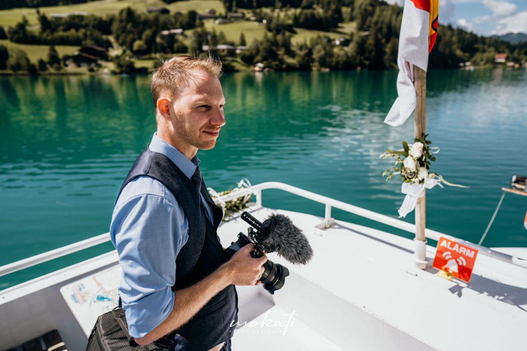 Hochzeitsvideograf München