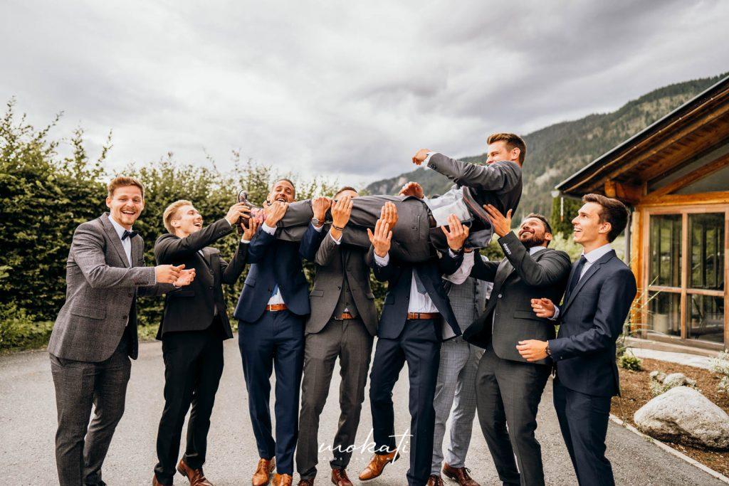 Hochzeitsfotograf München am Weißensee Österreich