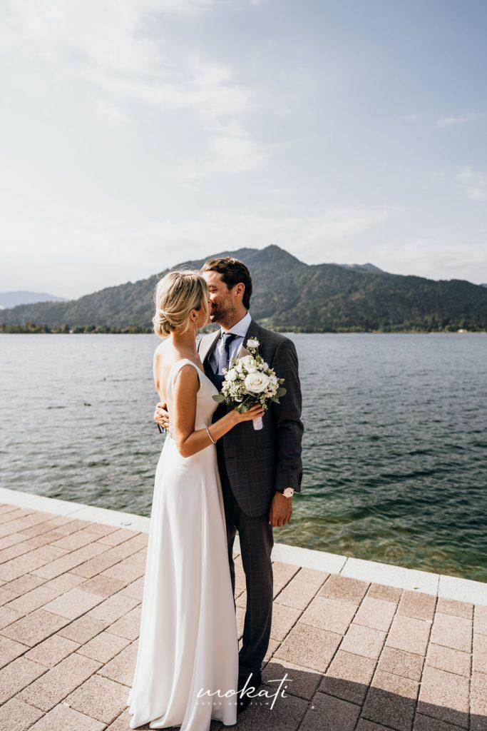 Hochzeitsfotograf Standesamt Tegernsee