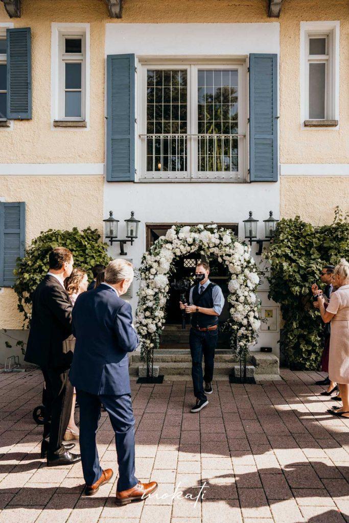 Hochzeitsvideograf Standesamt Tegernsee